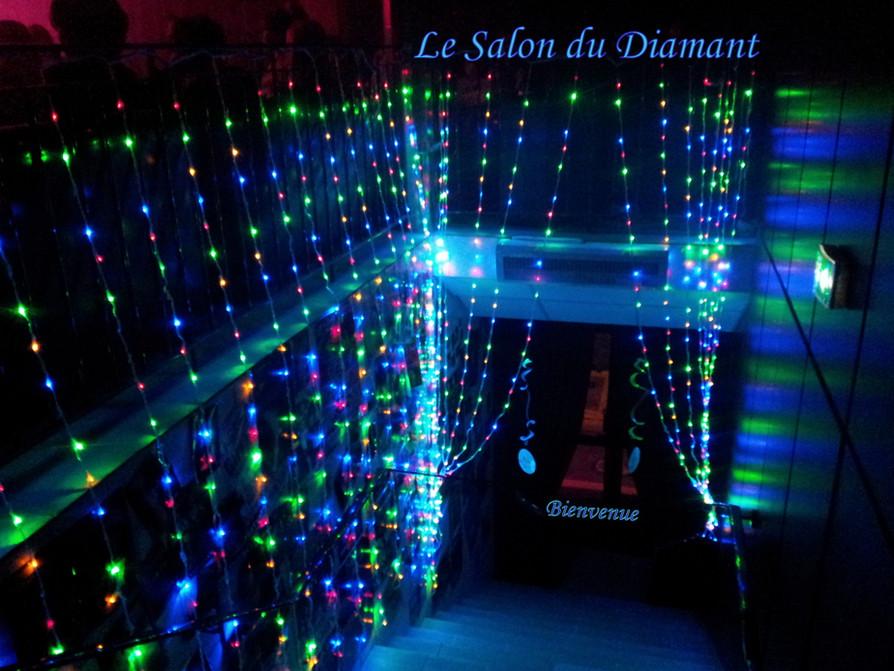 Escalier Salon du Diamant