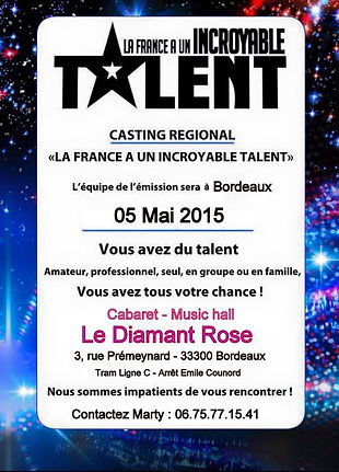 Incroyable Talent 2015