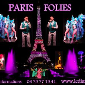 La Revue PARIS FOLIES