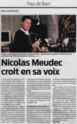 Nicolas MEUDEC