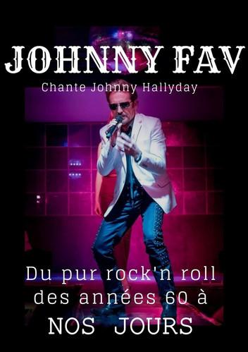 SOIREE Johnny HALLYDAY