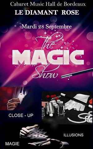 SHOW MAGIC 28.09.2021