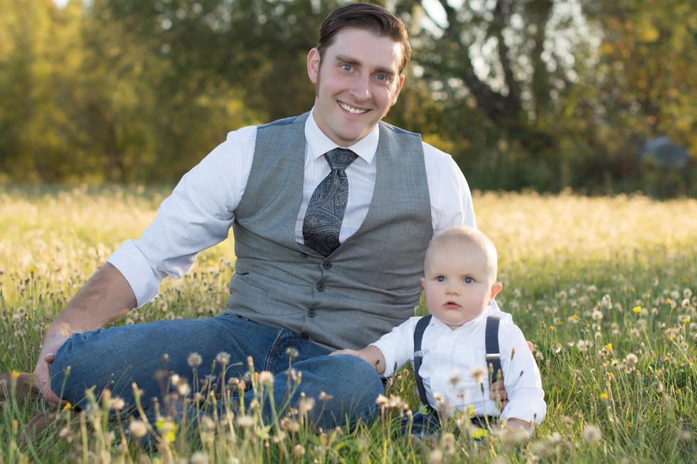 father-son-family-portrait
