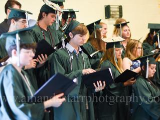 Enosburg High School Graduation 2018