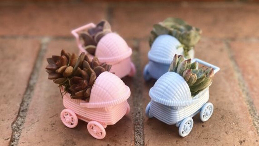 10 Baby Shower Favors