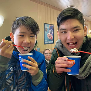 Camp Onomia Retreat February 2019