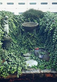 ossuary scattering garden