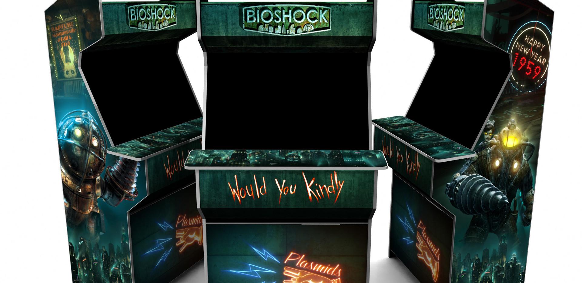 Bioshock arcade