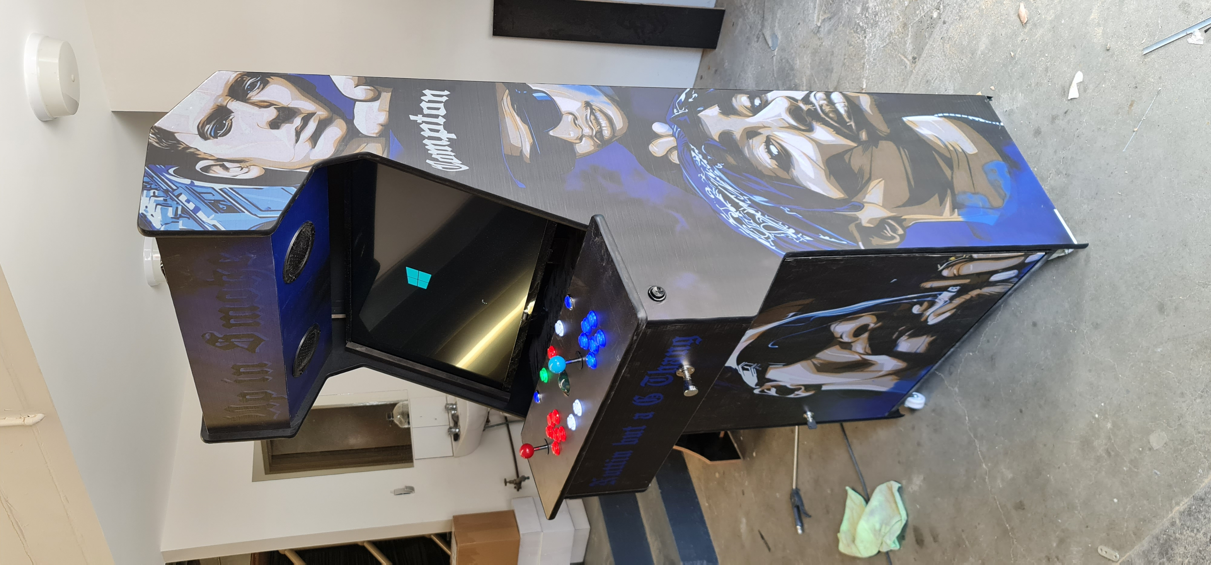 hiphop arcade