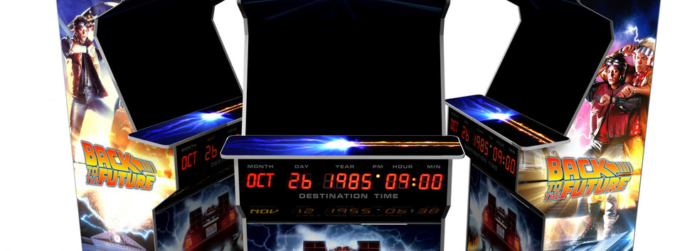 Back to the future Arcade