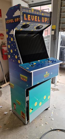 Smiths chips arcade