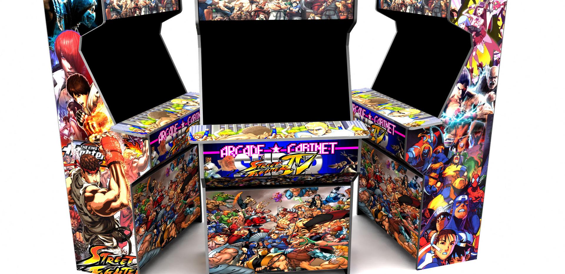 Fighter Arcade