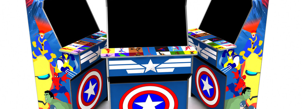 Marvel Arcade