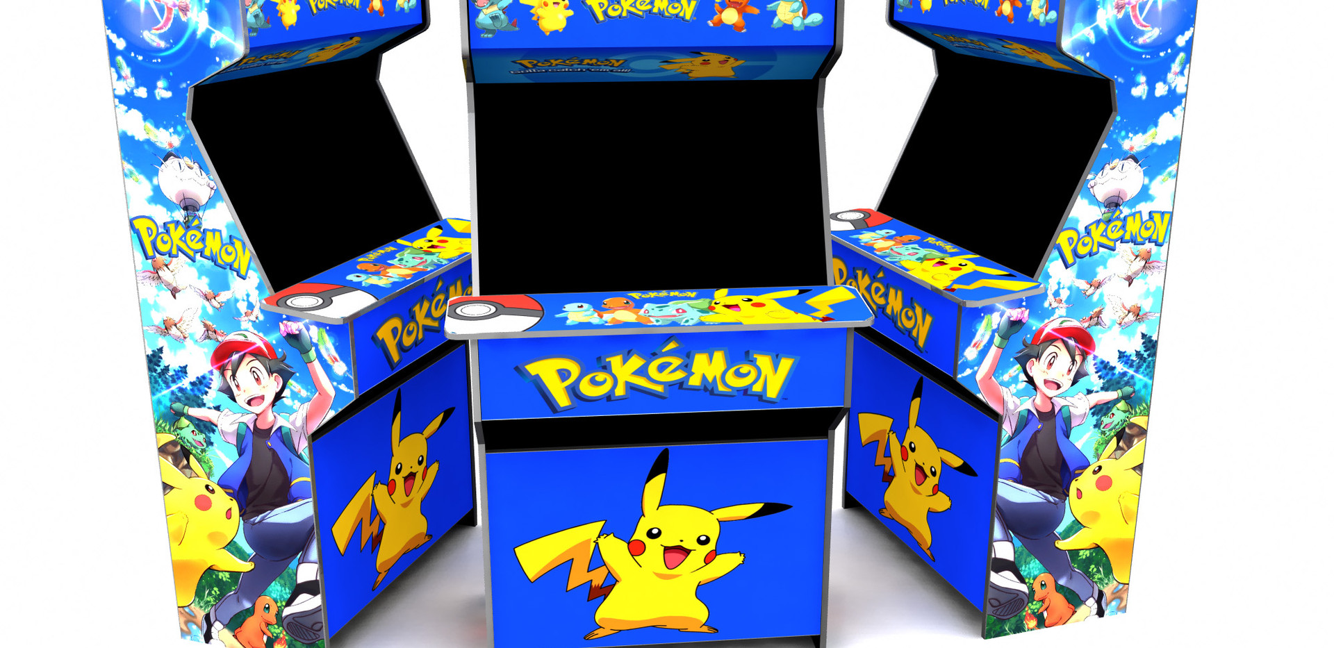 Pokemon Arcade