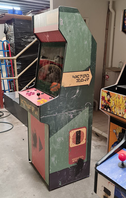 Mandalorian Boba Fett Star wars arcade
