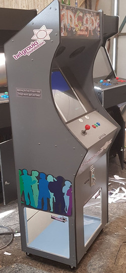 Charity Arcade Machine