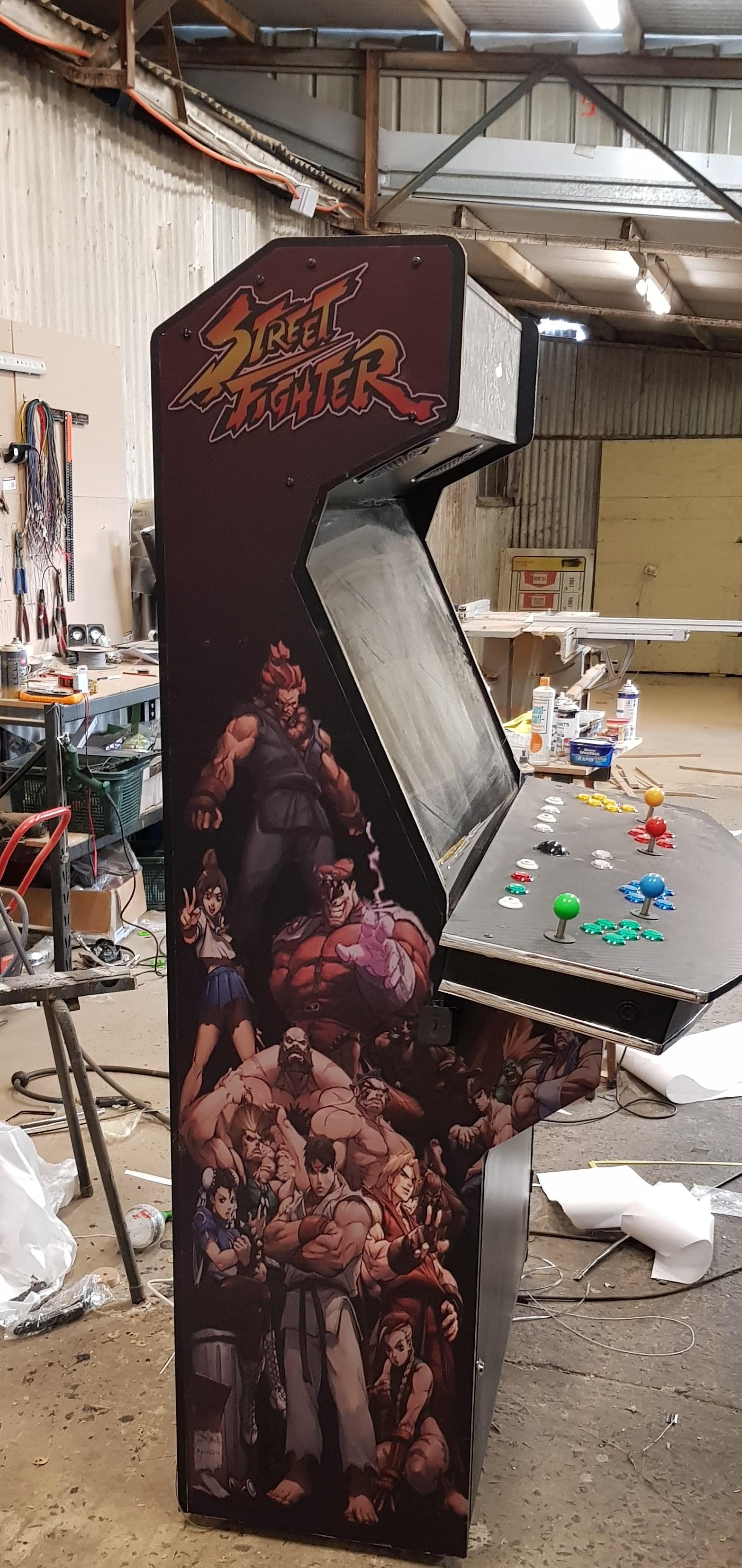 4 player arcade
