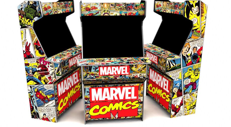 Marvel Comic Arcade