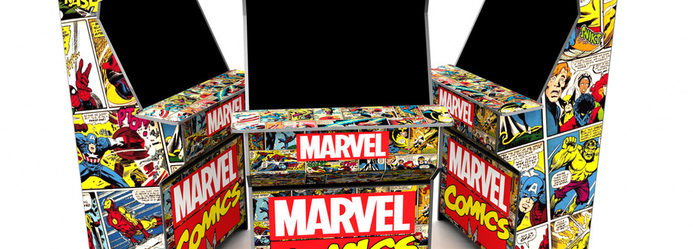 Marvel Comic Arcade
