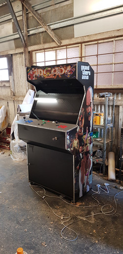 "40"" Arcade Cabinet"