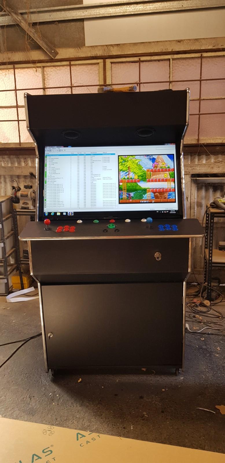 2 player arcade