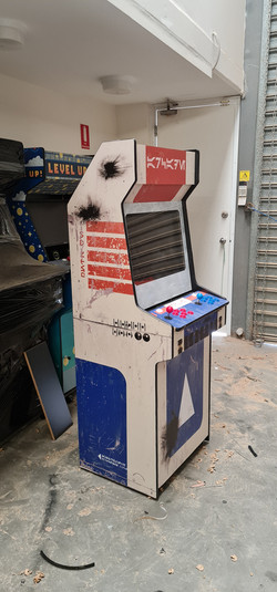 Star Wars Rebel Alliance Arcade