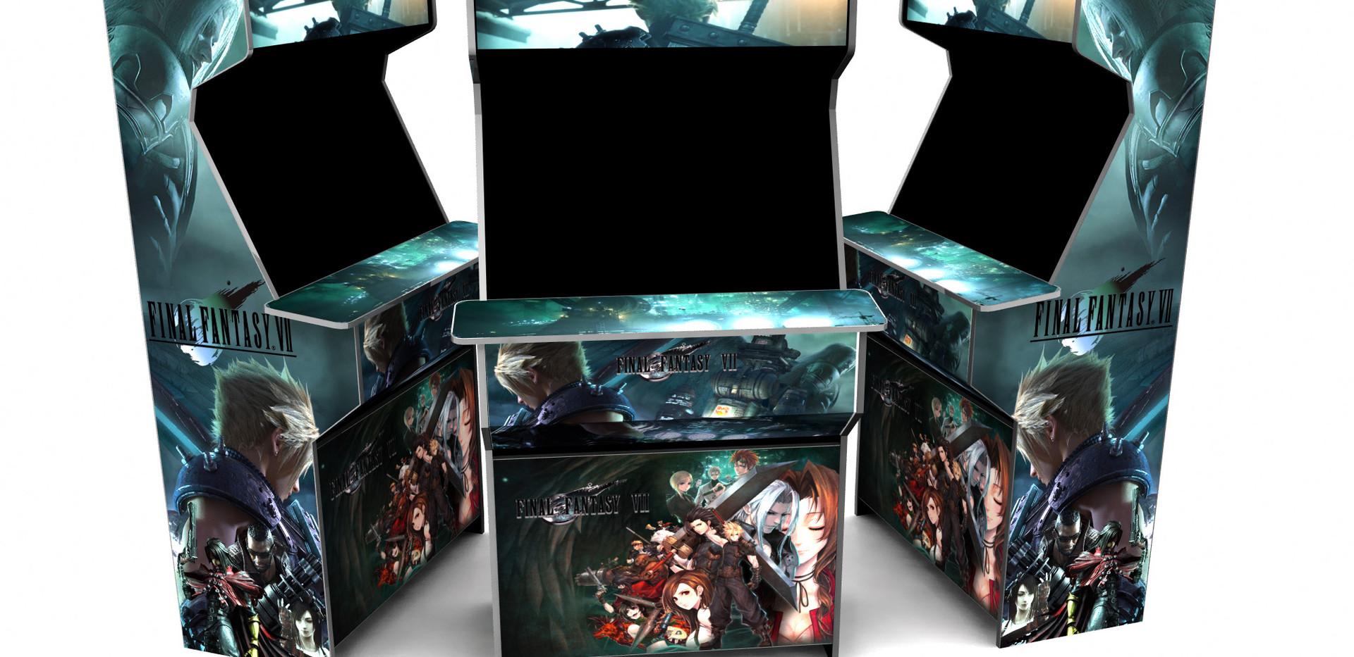 Final Fantasy 7 Arcade