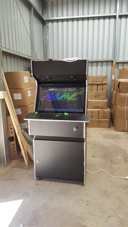 custom arcade machines sydney