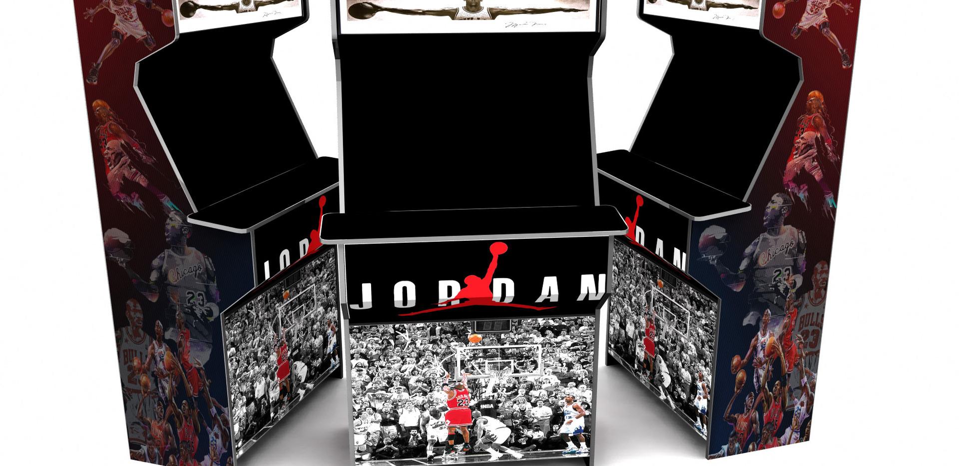 Michael Jordan Arcade