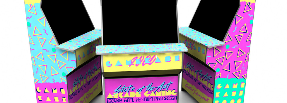 Classic 90's Arcade