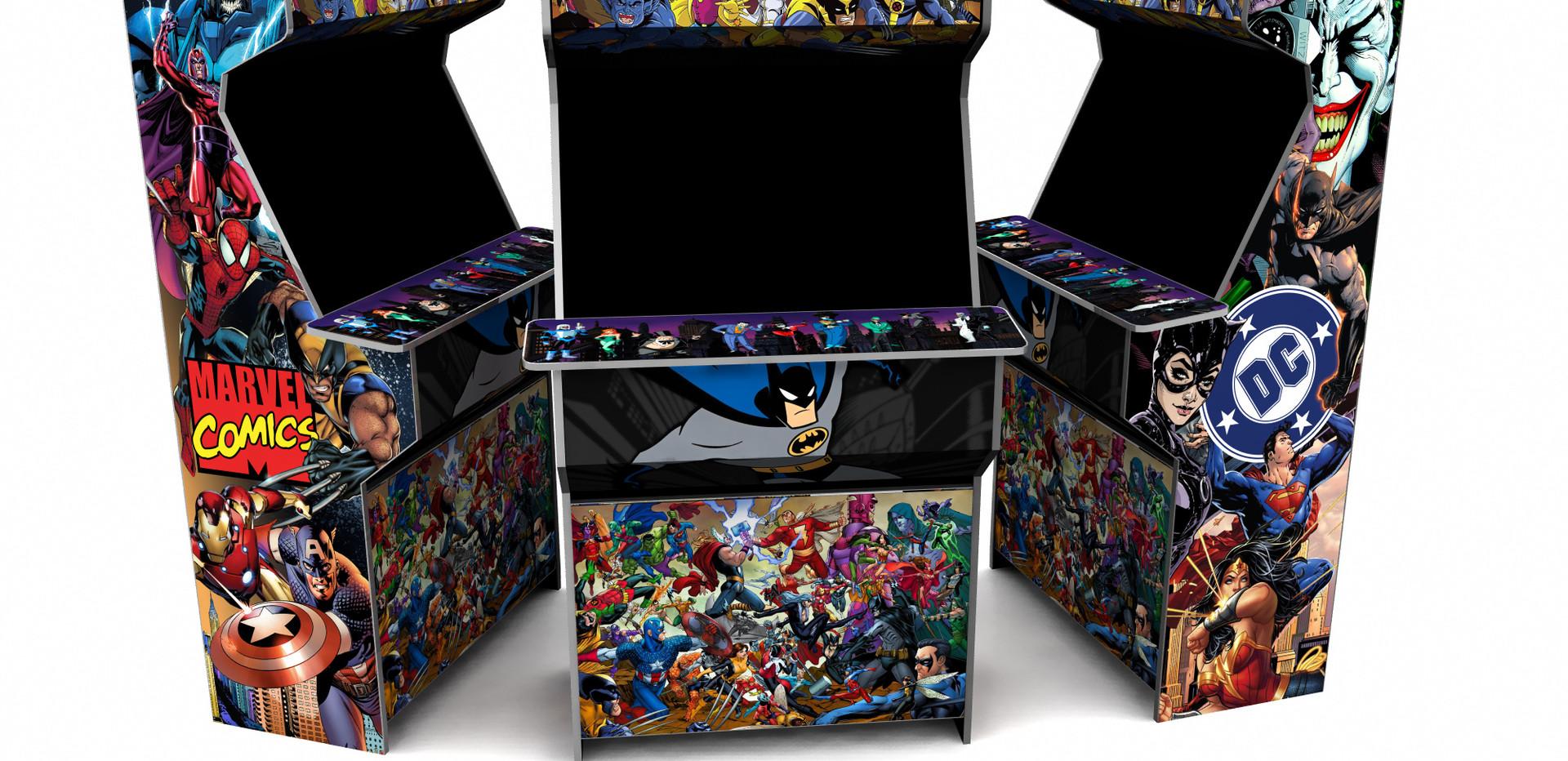 Marvel DC Arcade