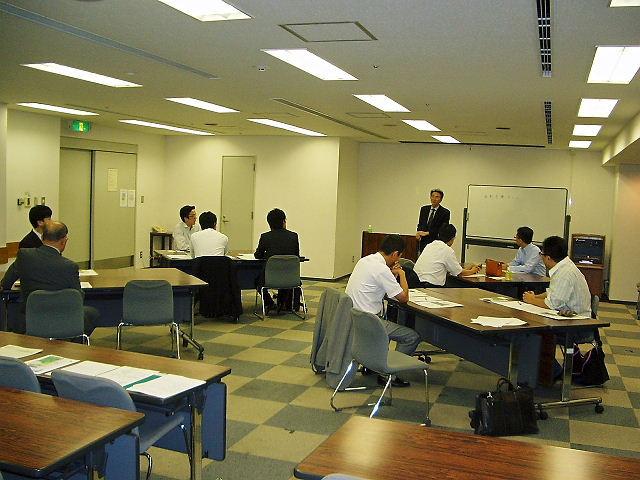 第1回異業種交流会【プレゼンテーション技法】