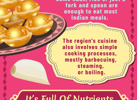 Reasons Why The World Loves Indian Cuisine