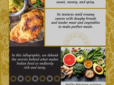 What Makes Indian Food So Delicious