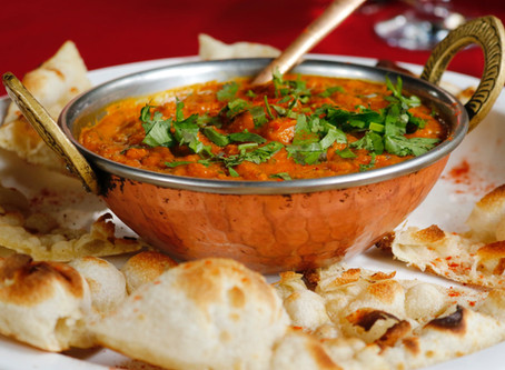 The Divine Beauty of the Classic Indian Food