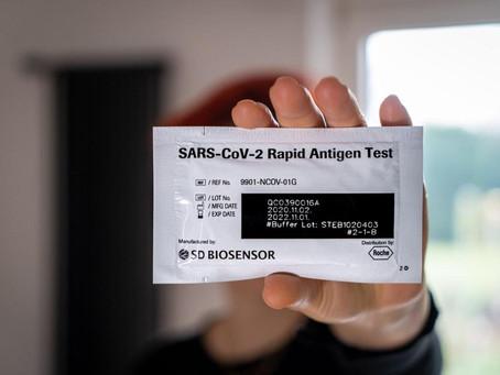 Using Antigen Tests for SARS-CoV-2