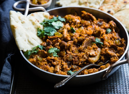 Losing Weight When You're Addicted to Indian Food…