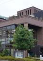 平野区画整理記念会館屋上にバーベキュー場
