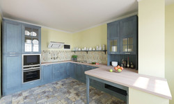 Кухня из массива (2)