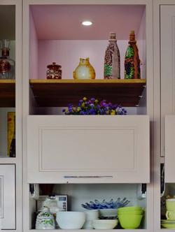 скандинавские кухни из дерева