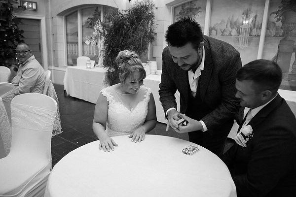 wedding magician west midlands