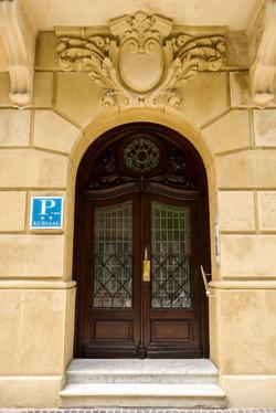 Pensión_Kursaal_Puerta