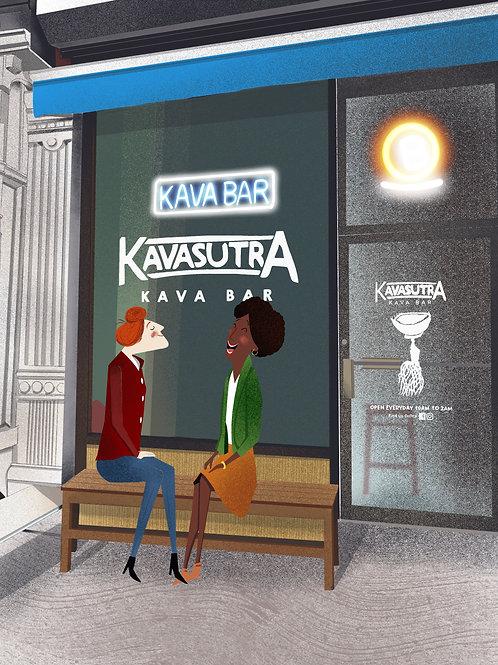 Kava Bar Kavasutra NYC