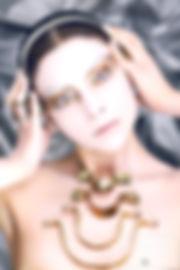 אוולין מאפרת קול'ציית אופנה