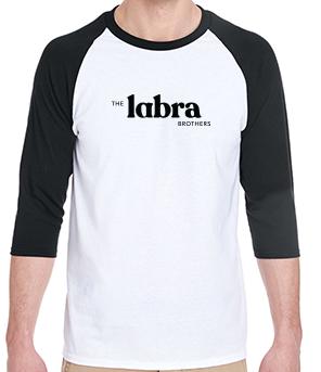 The Labra Brothers Baseball Tee