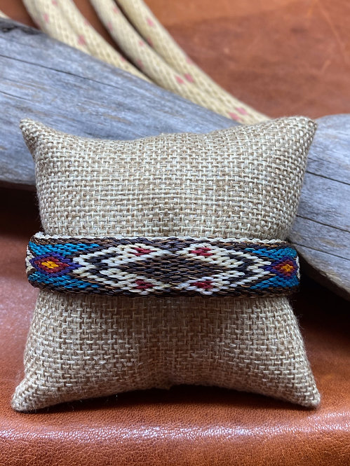 Hitched Horse Hair Bracelet