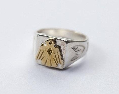 Thunderbird Ring- 10