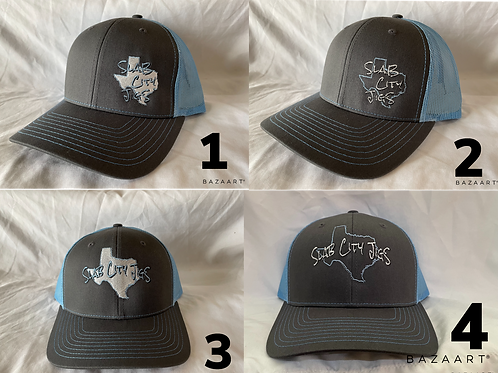 Slab City Jigs Hats
