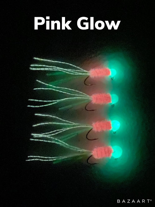 Glow Jigs (Pack of 5)