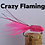 Thumbnail: 1/32 oz Painted Round Head Jelly Jigs (Pack of 5)